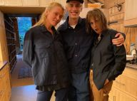 Uma Thurman : Maman cool avec ses deux enfants, Maya et Levon
