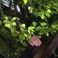 "Luana Bajrami et Abdel Bendaher - Photocall du film ""Ibrahim"" - Festival du film Francophone d'Angoulême 2020 le 31 Août 2020. © Guirec Coadic / Bestimage"