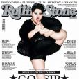 Beth Ditto en couverture de
