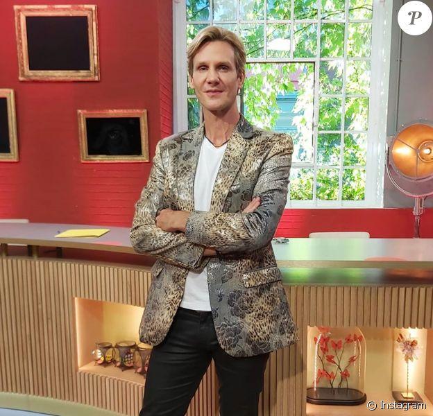 """François-Xavier Renou, acheteur dans """"Affaire conclue"""" (France 2) et ex-candidat de """"Koh-Lanta"""" (TF1) en 2002."""