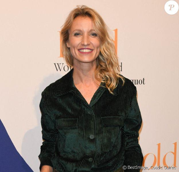 Alexandra Lamy - Remise des Bold Woman Awards by Veuve Clicquot au 3 Mazarine à Paris. © Coadic Guirec/Bestimage