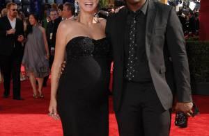 Heidi Klum très enceinte mais... trop glamour au bras de son homme !