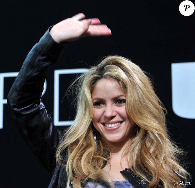 Shakira au Burda Live en Allemagne le 21 septembre 2009
