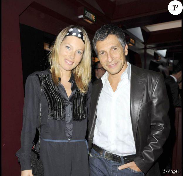 Lundi 21 septembre 2009, le Crazy Horse présente sa nouvelle revue, Désirs. Parmi les spectateurs, Nagui et sa compagne Mélanie Page