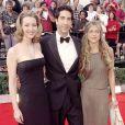 Lisa Kudrow, Jennifer Aniston et David Schwimmer aux Screen Actors Guild Awards à Los Angeles en 2000.