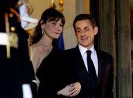 """Carla Bruni-Sarkozy, ex première dame : """"J'avais peur qu'on tue Nicolas"""""""