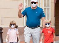 Jacques et Gabriella de Monaco : adorables écolos avec leur papa Albert