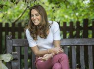 Kate Middleton : Baskets et brushing XL, la duchesse en toute décontraction