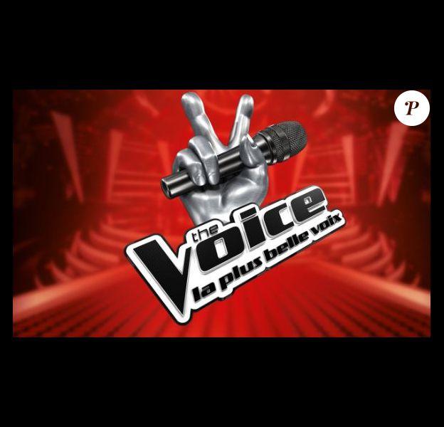 """Logo de """"The Voice"""", TF1"""