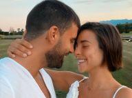 Vincent Queijo : Message d'amour pour Rym, après la naissance de leur fille