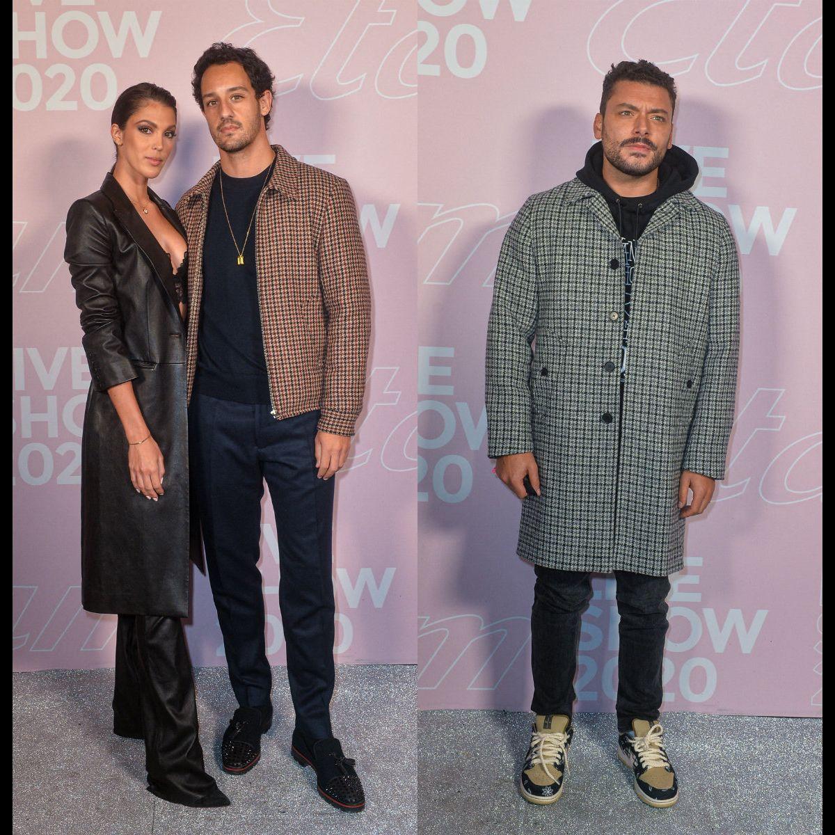 Iris Mittenaere Retrouvailles Tres Sexy Avec Kev Adams Face A Son Boyfriend Diego Purepeople
