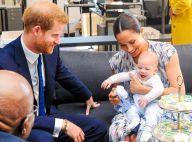 Meghan et Harry donnent enfin des nouvelles d'Archie