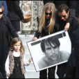 Sa fille Sasha et sa belle-fille Tannelle portent le portrait de Filip : la belle petite Sasha fait preuve d'une grande force en ces moments difficiles