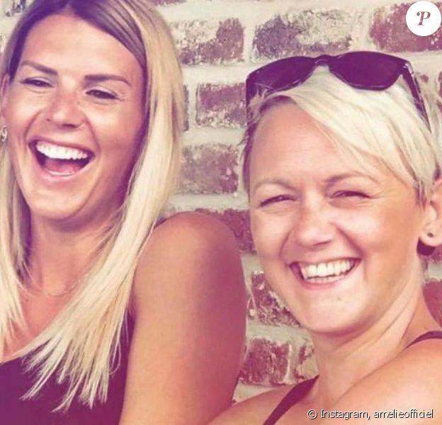 Amelie Neten annonce que sa soeur peut espérer une rémission totale de son cancer du sein - Instagram