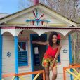 Ambre Bozza, Miss Martinique 2019, fait le bilan de son année sur Instagram