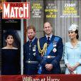 """Johnny Hallyday dans le magazine """"Paris Match"""" du 15 octobre 2020."""
