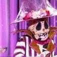 """Le Squelette le 7 novembre 2020, sur TF1 dans """"Mask Singer"""""""