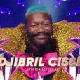 """Djibril Cissé démasqué dans """"Mask Singer 2020"""", le 7 novembre, sur TF1"""