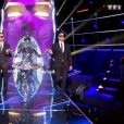 """Le Robot dans """"Mask Singer 2020"""", le 24 octobre, sur TF1"""