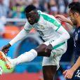 M'Baye Niang lors du match Japon - Sénégal pendant la Coupe du monde 2018 en Russie.