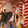 """Exclusif - Maxime Tabart assiste à la soirée d'inauguration """"Les Nocturnes de la Terreur"""" au musée de l'illusion à Paris. Le 15 octobre 2020. © Christophe Clovis / Bestimage"""