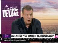 """Sylvain Mirouf privé de sa fille, le coeur en miettes : """"C'est un miracle si je suis encore là"""""""