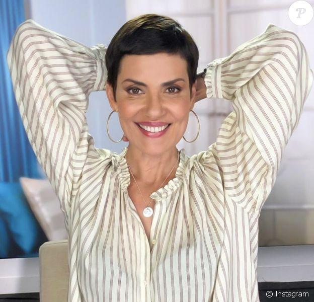 Cristina Cordula est l'heureuse maman d'Enzo, un charmant jeune homme.