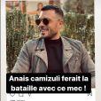 D'après le blogueur Aqababe, Anaïs Camizuli aurait retrouvé l'amour dans les bras d'un certain Stéphane après sa rupture avec son mari Sultan.