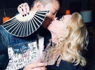 Madonna : Baiser passionné avec son chéri de 26 ans, Ahlamalik Williams