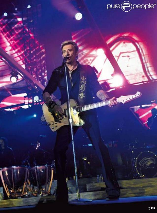 Johnny Hallyday, toute l'émotion de son Tour 66 en un album live désormais disponible