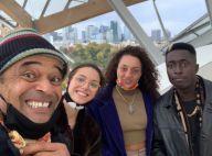 Yannick Noah : Réuni avec ses filles Jenaye et Eleejah, avant un nouveau confinement