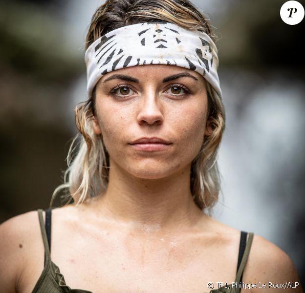 """Angélique, candidate de """"Koh-Lanta, la guerre des chefs"""", sur TF1"""