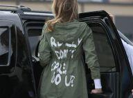 Melania Trump, fashion victime : Ses tenues sources de nombreuses polémiques...