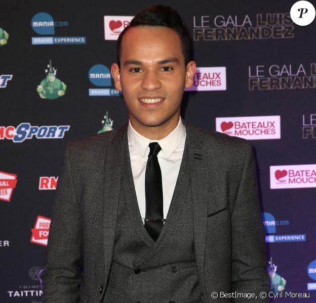 Mohamed Bouhafsi - Soirée de gala en l'honneur de Luis Fernandez sur les Bateaux Mouches à Paris. © Cyril Moreau/Bestimage