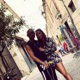 Tara Damiano et son mari Franck, août 2020