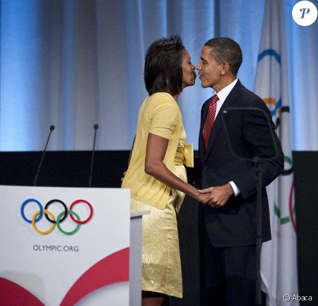 Michelle et Barack Obama ont fait le show à Conpenhague le 2/10/09