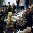 Michelle Obama à Conpenhague le 2/10/09