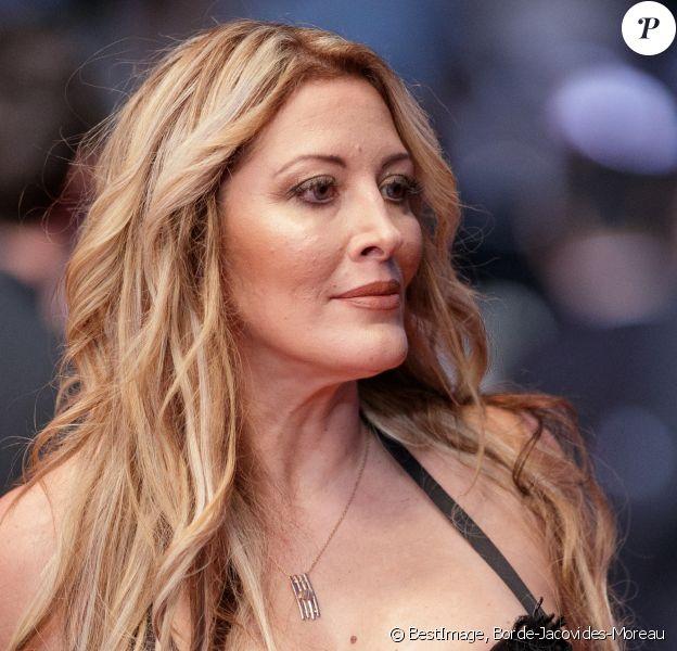 """Loana Petrucciani - Montée des marches du film """" Trois Visages """" lors du 71ème Festival International du Film de Cannes. © Borde-Jacovides-Moreau/Bestimage"""