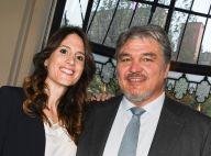 """David Douillet et sa femme Vanessa mariés lors de leur coup de foudre : """"Ça n'a pas été simple"""""""