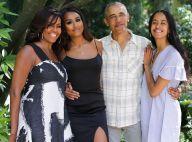 """Barack Obama a """"peur"""" de sa fille Sasha : il explique pourquoi"""