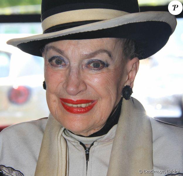 Exclusif - Geneviève de Fontenay - Déjeuner à la brasserie Les Fontaines à Paris, en 2020 © Baldini / Bestimage