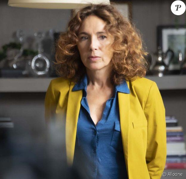 """Isabel Otero dans la série """"Crimes parfaits""""."""