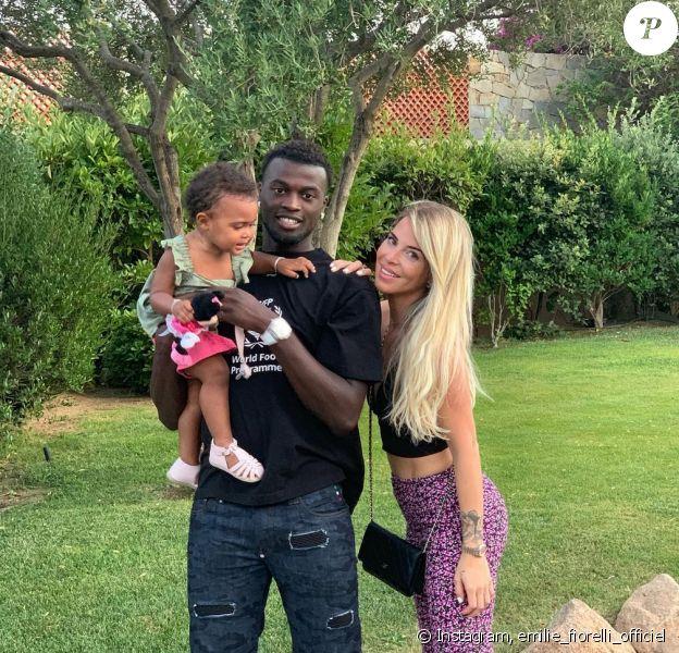 Emilie Fiorelli en famille sur Instagram