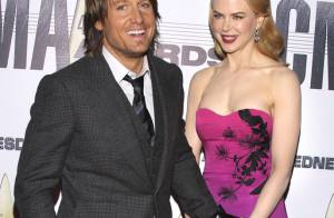Nicole Kidman : jamais sans son mari