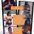 Ayem Nour dévoile sa perte de poids importante entre sa grossesse et aujourd'hui, en 2020. La jolie brune a perdu 27 kilos en quatre ans.