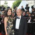 Guy Marchand et sa femme Adelina