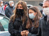 Obsèques de Christophe Dominici : sa veuve Loretta et leurs filles à Hyères pour un dernier adieu
