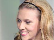 Scarlett Johansson : premières images de sa superbe prestation chez Taratata... ce soir !