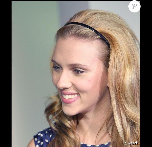 Scarlett Johansson et Pete Yorn