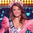 Miss Alsace   :   Aurélie Roux   - élection de Miss France 2021 sur TF1 le 19 décembre 2020 sur TF1